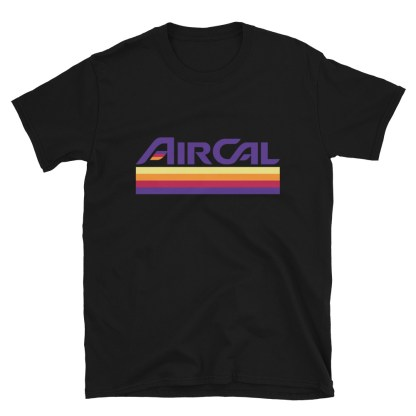 airplaneTees AirCal Logo Tee... Short-Sleeve Unisex 6