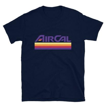 airplaneTees AirCal Logo Tee... Short-Sleeve Unisex 7