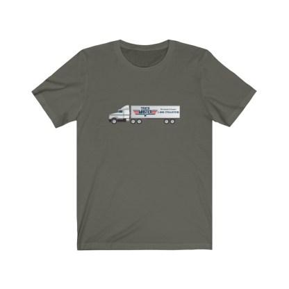 airplaneTees Truck Master Tee Option 1... Unisex Jersey Short Sleeve 5
