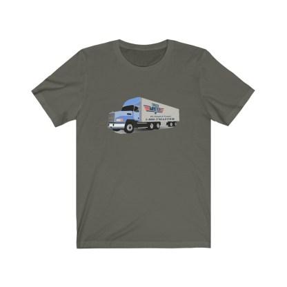 airplaneTees Truck Master Tee Option 2... Unisex Jersey Short Sleeve 5