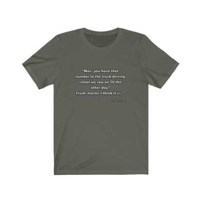 airplaneTees Goose Quote Tee... Unisex Jersey Short Sleeve 5