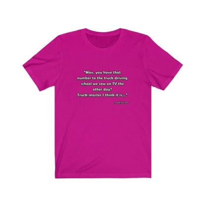 airplaneTees Goose Quote Tee... Unisex Jersey Short Sleeve 12