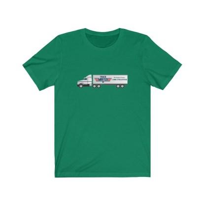 airplaneTees Truck Master Tee Option 1... Unisex Jersey Short Sleeve 7