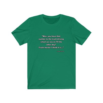 airplaneTees Goose Quote Tee... Unisex Jersey Short Sleeve 7