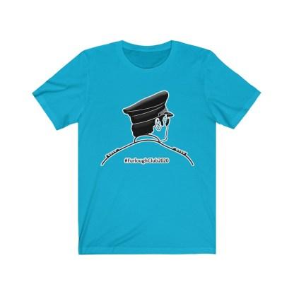 airplaneTees #FurloughClub2020 Tee... Unisex Jersey Short Sleeve 7