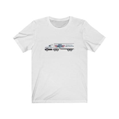 airplaneTees Truck Master Tee Option 1... Unisex Jersey Short Sleeve 2