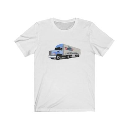 airplaneTees Truck Master Tee Option 2... Unisex Jersey Short Sleeve 2