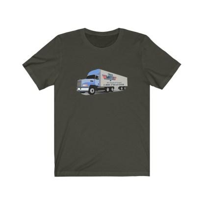 airplaneTees Truck Master Tee Option 2... Unisex Jersey Short Sleeve 9