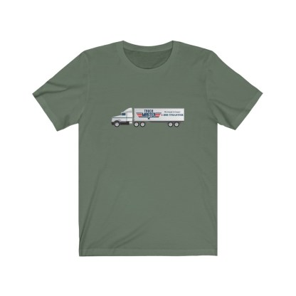 airplaneTees Truck Master Tee Option 1... Unisex Jersey Short Sleeve 6