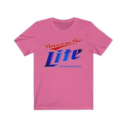 airplaneTees American Air Lite Tee... Unisex Jersey Short Sleeve 16