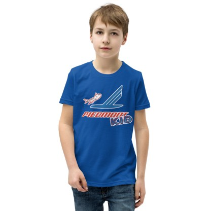 airplaneTees Piedmont Kid Youth Tee... Short Sleeve 2