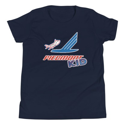 airplaneTees Piedmont Kid Youth Tee... Short Sleeve 7