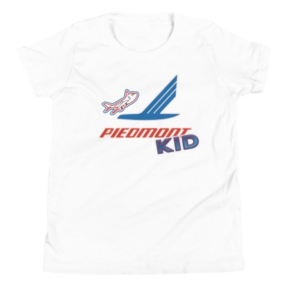 airplaneTees Piedmont Kid Youth Tee... Short Sleeve 12