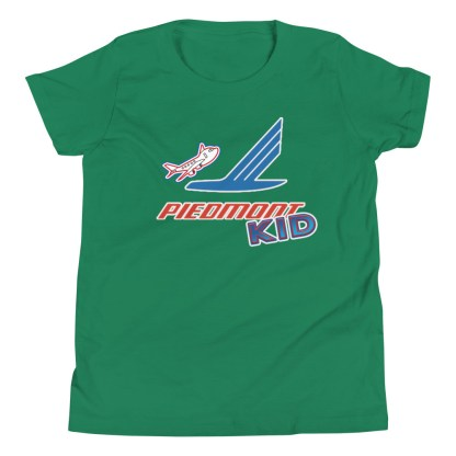 airplaneTees Piedmont Kid Youth Tee... Short Sleeve 9