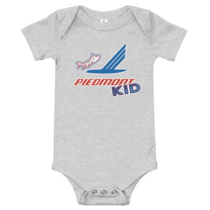 airplaneTees Piedmont Kid Onesie 5