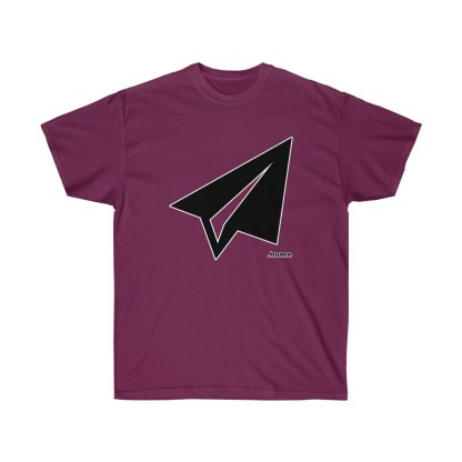 airplaneTees Aviation is home tee - Unisex Ultra Cotton 11