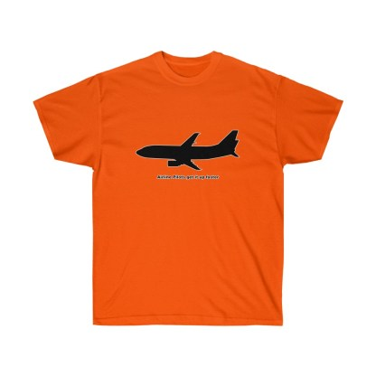 airplaneTees Airline Pilots get it up faster tee - Unisex Ultra Cotton 6