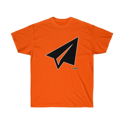 airplaneTees Aviation is home tee - Unisex Ultra Cotton 5