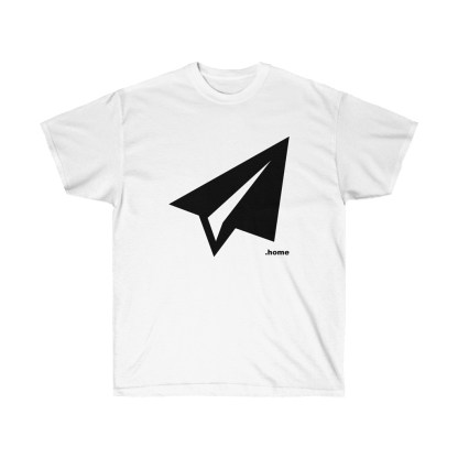 airplaneTees Aviation is home tee - Unisex Ultra Cotton 2
