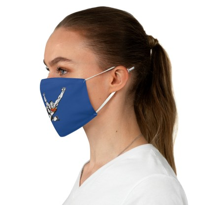 airplaneTees SuperPlane Face Mask - Fabric 3