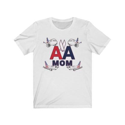 airplaneTees AA MOM Tee - Unisex Jersey Short Sleeve 2