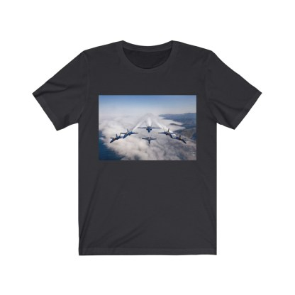 airplaneTees Blue Angels Tee - Unisex Jersey Short Sleeve 5
