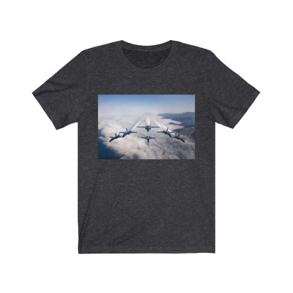 airplaneTees Blue Angels Tee - Unisex Jersey Short Sleeve 10