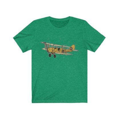 airplaneTees Flyin Dirty Tee - Unisex Jersey Short Sleeve 6