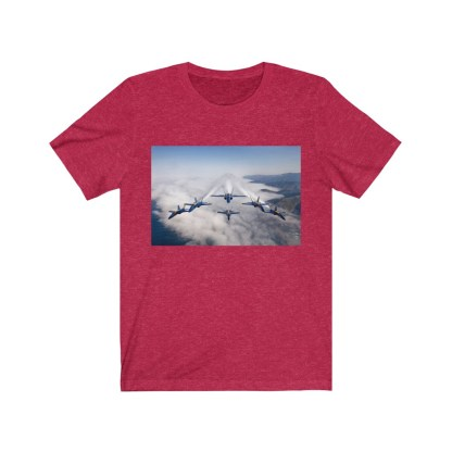 airplaneTees Blue Angels Tee - Unisex Jersey Short Sleeve 12