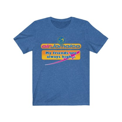 airplaneTees Air Jamaica Tee - Unisex Jersey Short Sleeve 12