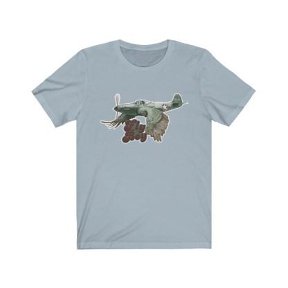 airplaneTees Fly Boy Warbird Tee - Unisex Jersey Short Sleeve 7