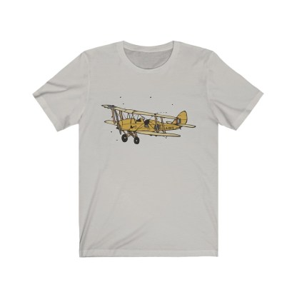 airplaneTees Flyin Dirty Tee - Unisex Jersey Short Sleeve 1