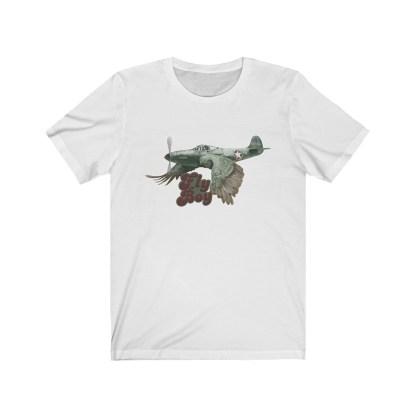 airplaneTees Fly Boy Warbird Tee - Unisex Jersey Short Sleeve 2