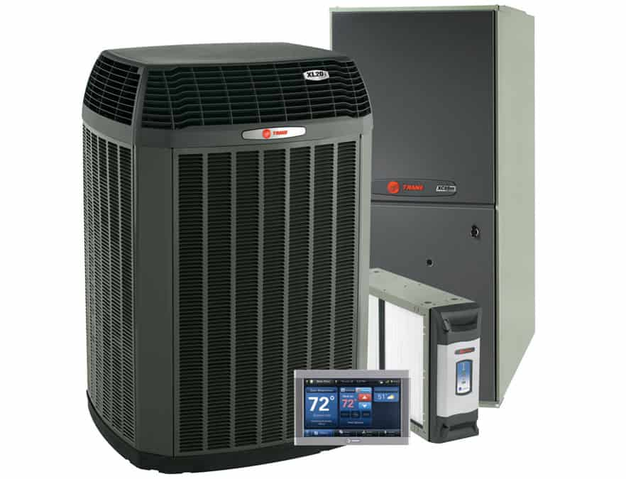 Trane Fall Air Conditioning Promotion – Save $1,000 in Rebates!