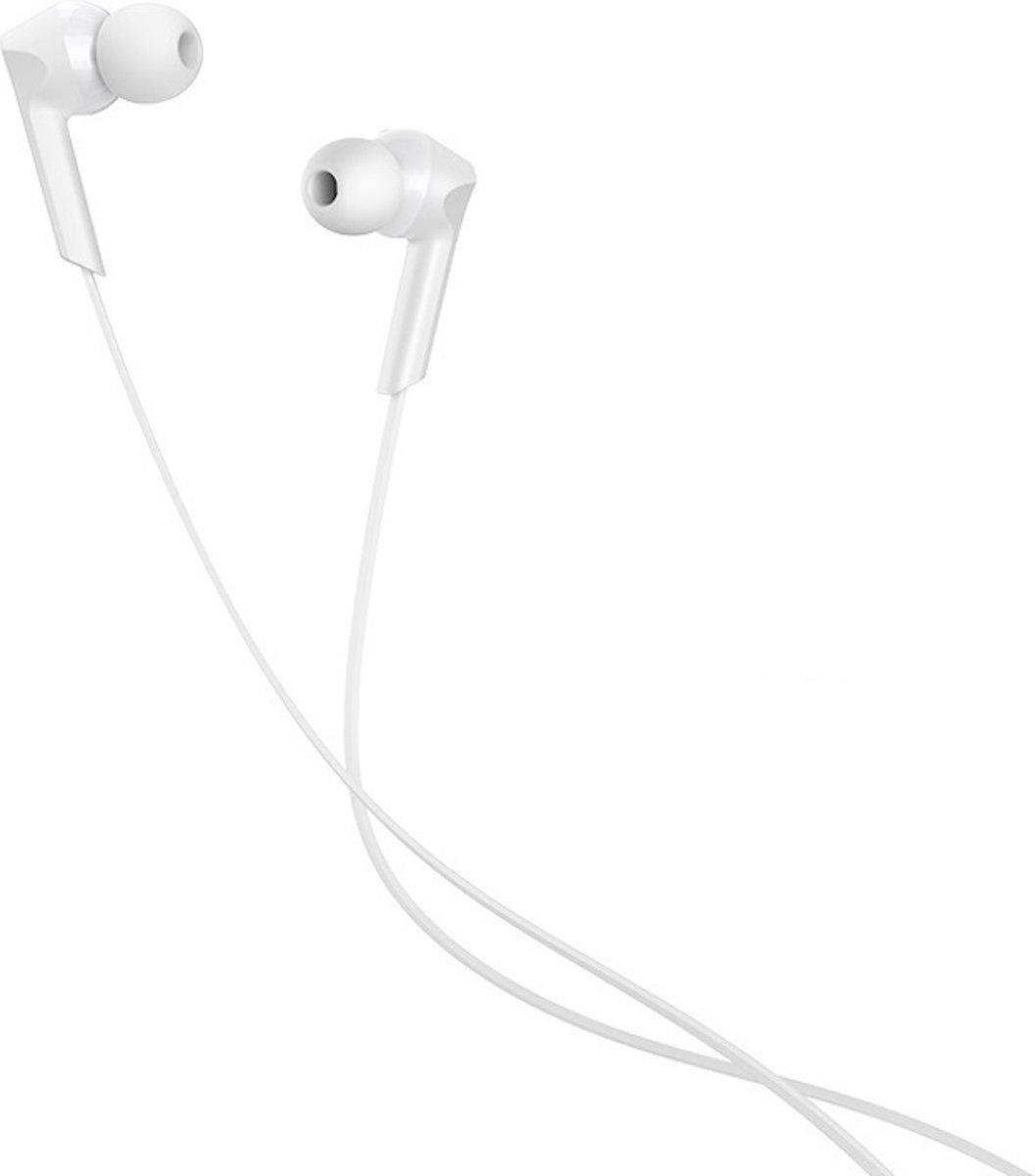 Hoco In Ear Oordopjes 3 5mm Jack Plug