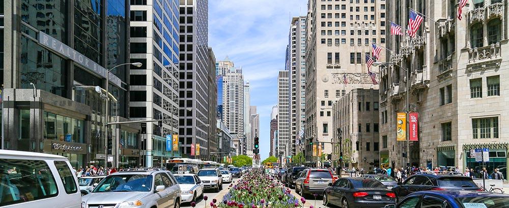 Mag Mile Chicago