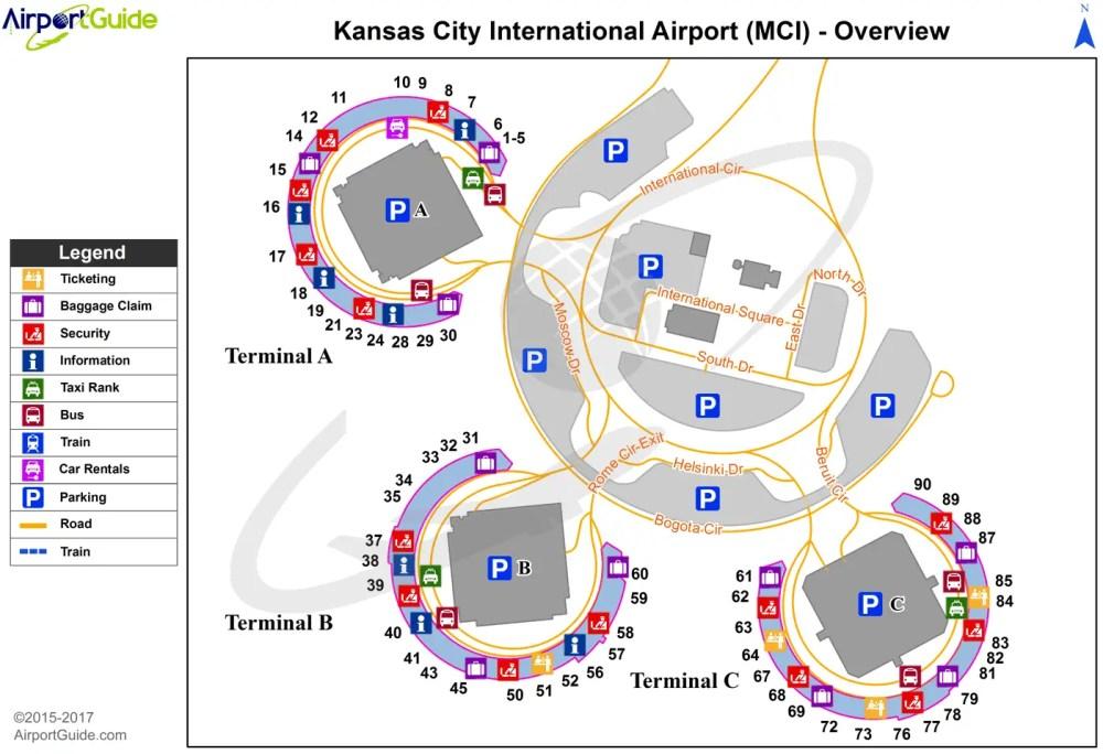 medium resolution of kansas city international airport kmci mci airport guide mli airport diagram
