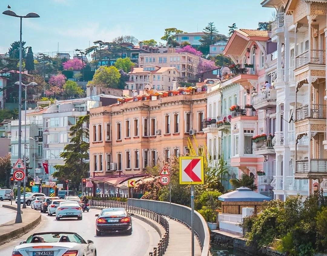 Istanbul Bosphorus Mansions
