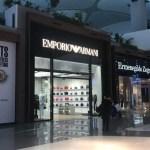 Emporio Armani - IST Airport Brands   AirportGuide.İstanbul