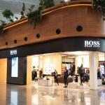 Hugo Boss - IST Airport Brands   AirportGuide.İstanbul
