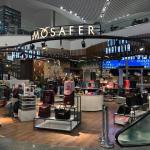 Mosafer - IST Airport Brands   AirportGuide.İstanbul
