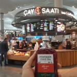 Çay Saati - IST Airport   AirportGuide.İstanbul
