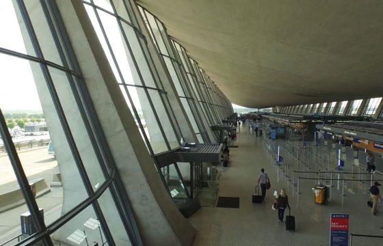 Washington Dulles Iad International Airport Virginia