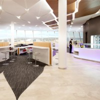 Virgin Australia Lounge Canberra