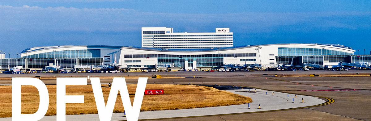 Resultado de imagen para DFW Airport