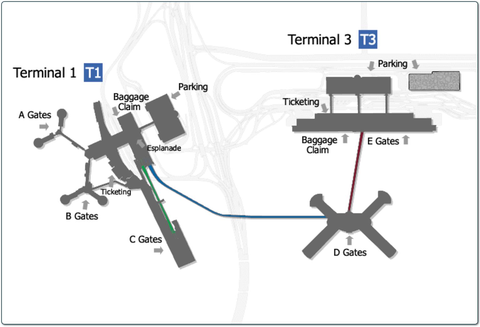 McCarran Airport Parking Guide: Find Cheap Rates Near Las