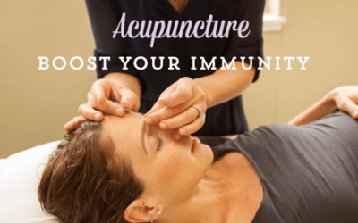 Boost your Immune System with Acupuncture