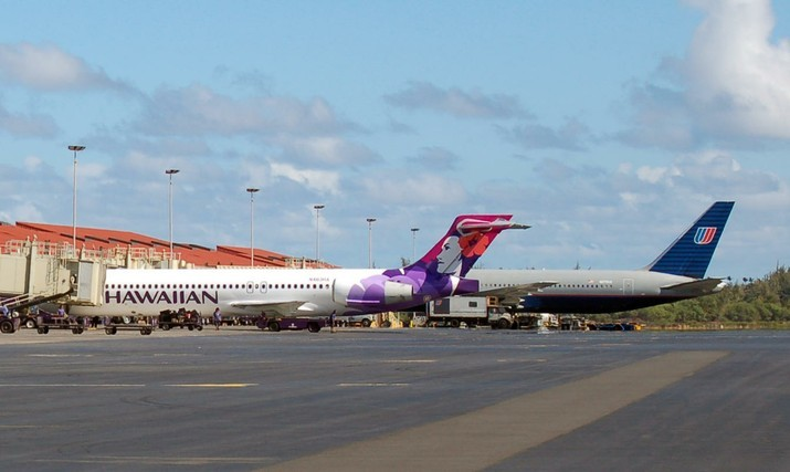 Kahului Airport | Airlines