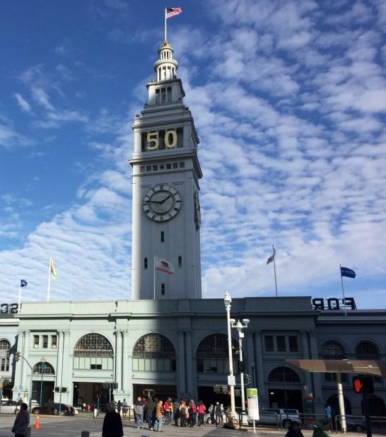 week in San Francisco