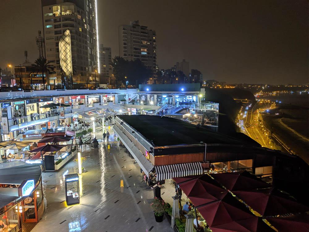 Larcomar Mall